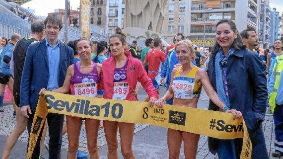 La Carrera Popular del Casco Antiguo del IMD alcanza un nuevo éxito de participación con 10.500 corredores inscritos