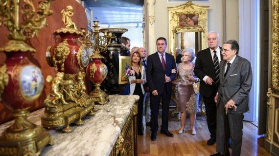 Casa Fabiola-Donación Mariano Bellver supera las 2.600 visitas durante el puente del Pilar