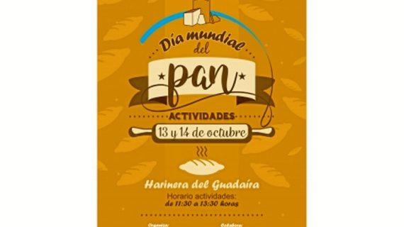 Alcalá de Guadaíra celebra el Día Mundial del Pan con actividades que recrean su industria e historia
