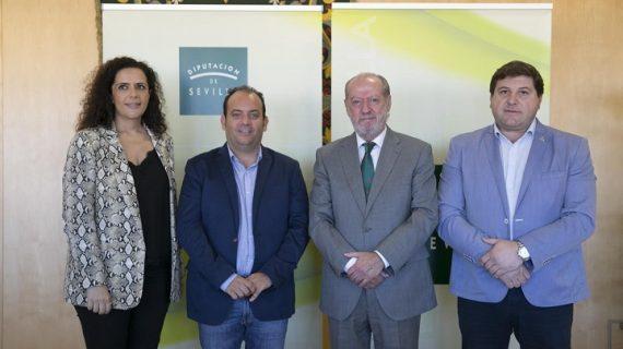 Los municipios de La Algaba y Villaverde del Río tendrán pabellones deportivos