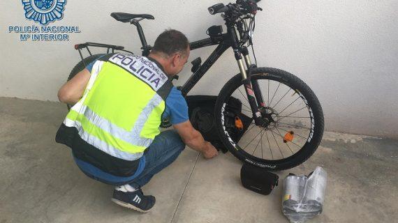 La Policía Nacional recupera las pertenencias robadas a un hombre en Écija