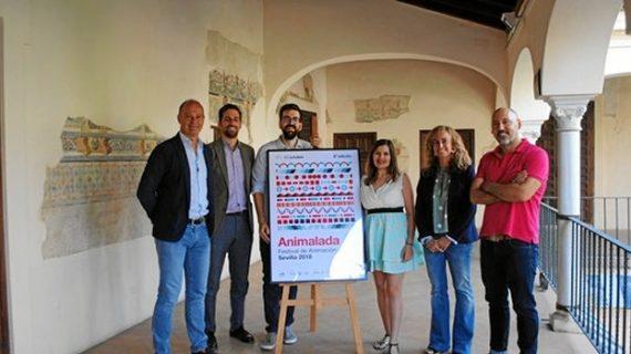Sevilla se da cita con la animación el 17 de octubre en el VI Festival Animalada