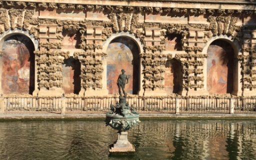 Organizan visitas al Estanque de Mercurio por el Día Europeo de la Restauración-Conservación