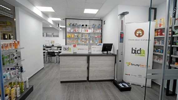 Los estudiantes de la Universidad de Sevilla ya tienen una farmacia para sus prácticas