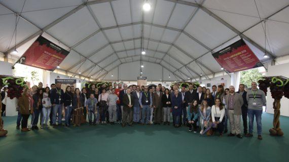 La IX Feria de Vinos y Licores invita a saborear los mejores caldos de la provincia de Sevilla