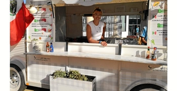 La caravana 'Locos por el Food Trucks' para en Alcalá de Guadaíra el próximo 12 de octubre