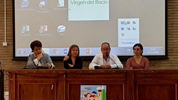 Profesionales y pacientes abordan los retos de las enfermedades reumáticas infantiles en el Virgen del Rocío