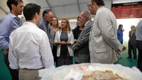 El pan alcalareño, protagonista en la I Feria de Turismo Industrial de Sevilla por su tradición