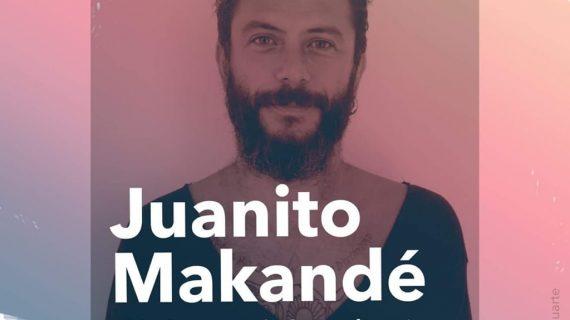Juanito Makandé inaugura su nueva gira en Sevilla el 10 de noviembre