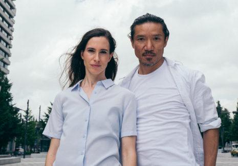 Lucía Vázquez & Satoshi Kudo estrenan 'Mazari' en Teatro Central / Foto: Mes de Danza.
