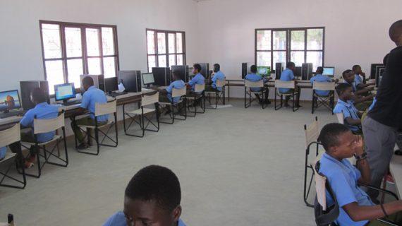 La provincia de Sevilla coopera con Mozambique en la mejora de instalaciones para la formación profesional