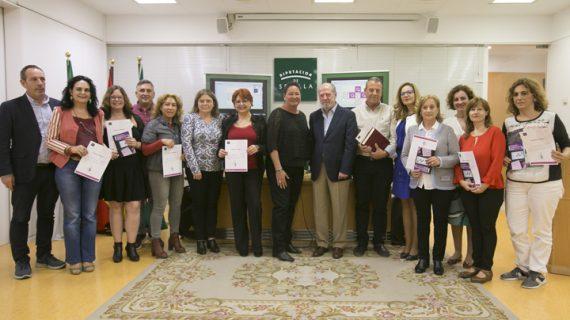 Mujeres valientes protagonizan los relatos ganadores del I Certamen del Plan de Igualdad de Empresa de Diputación