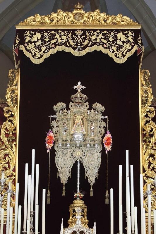 El Simpecado del Rocío de la Macarena presidirá el pregón de las Glorias 2019