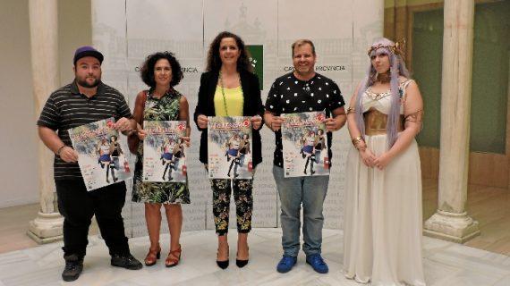 El manga y los videojuegos llegan a Mairena del Aljarafe los días 27 y 28 de octubre con 'MairenaGo'