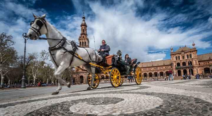 Sevilla alcanza un 82% de ocupación hotelera en el mes de junio