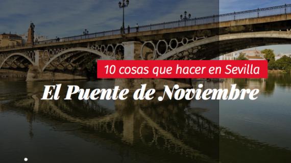 Sevilla afronta el puente de Todos los Santos con más del 90% de ocupación en hoteles y apartamentos de la ciudad