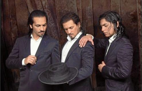 El espectáculo 'Tr3s flamencos' de los hermanos Montoya llega al Cartuja Center