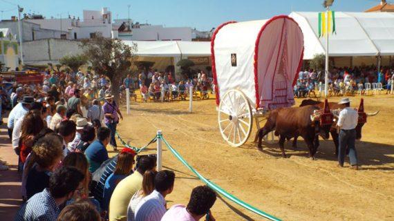 Una multitudinaria Pará de Gines se sitúa como la gran cita andaluza con la naturaleza y las tradiciones