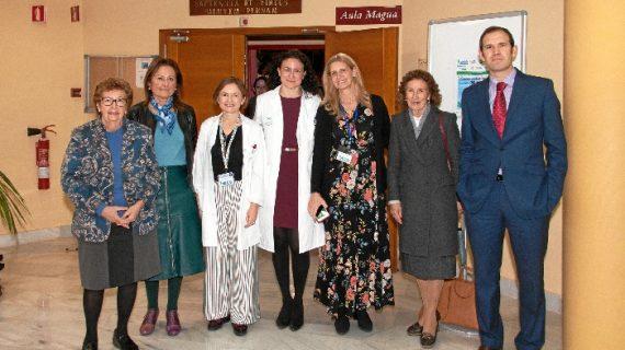 El Virgen del Rocío estudia en un congreso las secuelas del cáncer infantil en sus pacientes