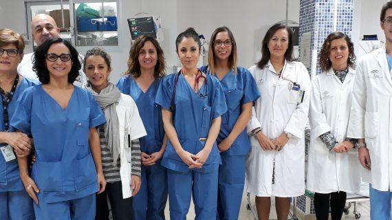 Quintuplete del Valme en los premios de la Asociación Andaluza y Extremeña de Anestesia