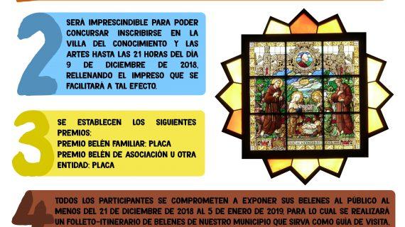 Mairena del Alcor presenta su XVI Concurso de Belenes