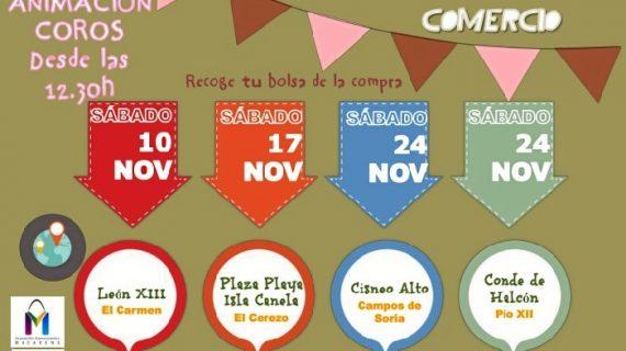 El distrito Macarena celebra durante noviembre jornadas de animación al comercio