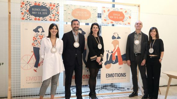 Sevilla se promociona como destino premium en la feria internacional Emotions Travel de Barcelona