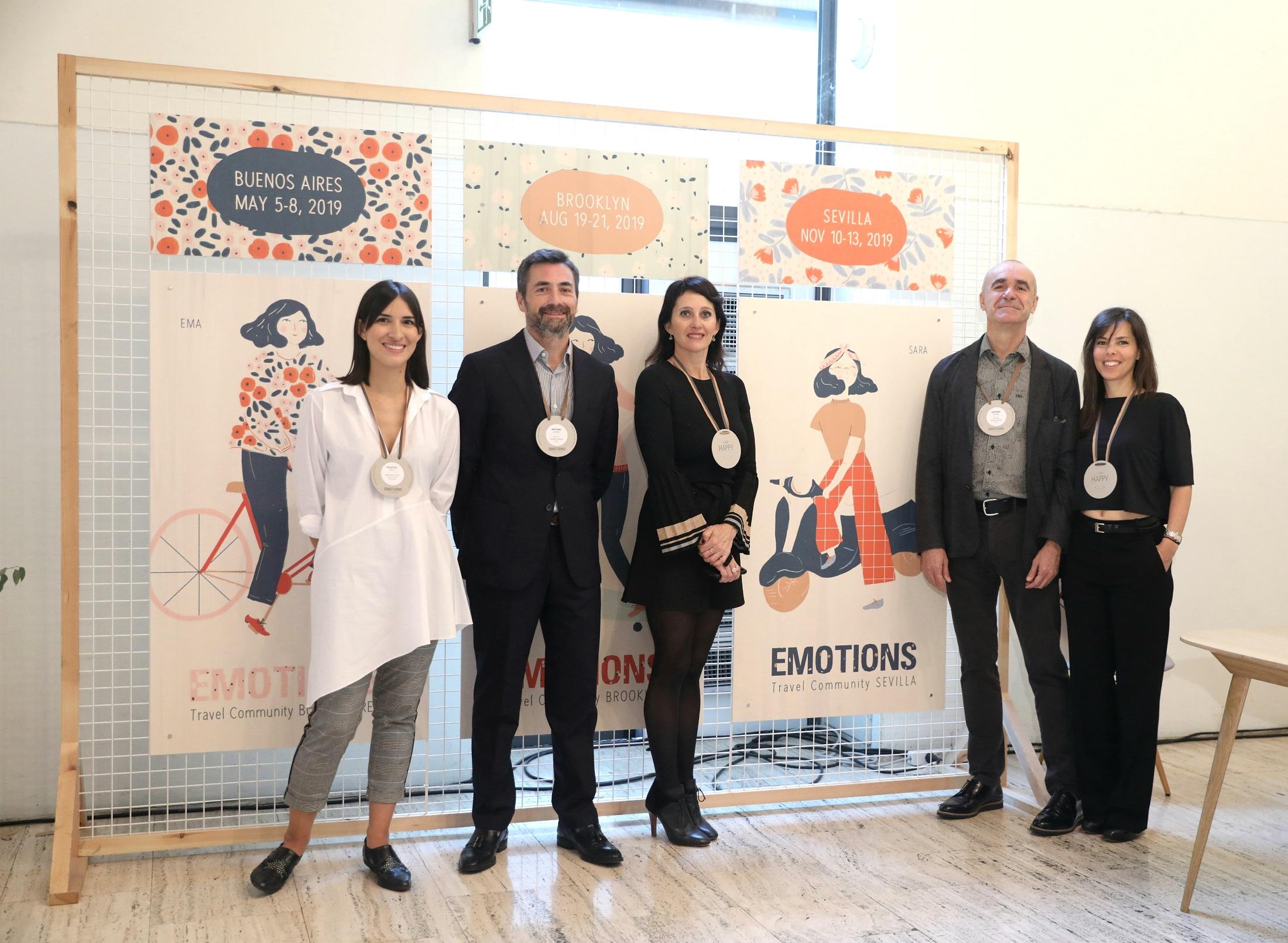 Sevilla se promociona como destino premium en la feria for Proximas ferias en barcelona