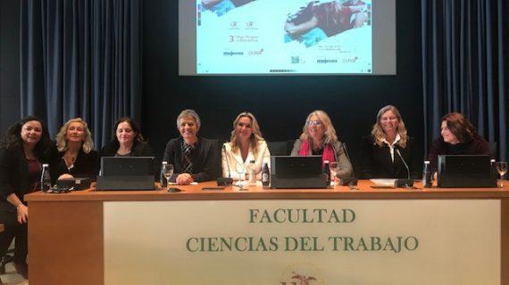 La Universidad de Sevilla celebra unas jornadas sobre emprendimiento femenino