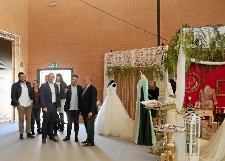 Los Palacios celebra la II edición de la feria de las ceremonias nupciales 'Los Palacios Wedding'