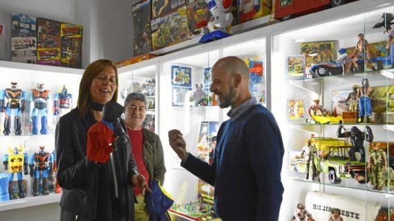 Osuna abre el primer museo nacional del juguete vintage de los años 70 y 80