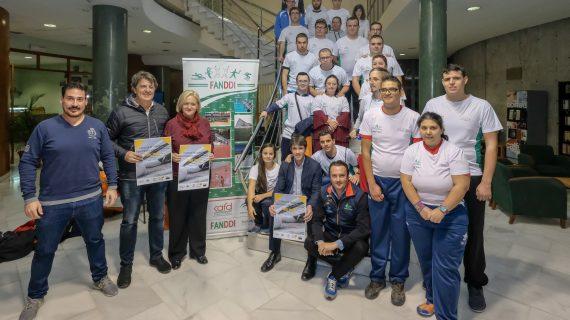 La Cartuja acoge el primer evento andaluz de pádel para personas con discapacidad intelectual