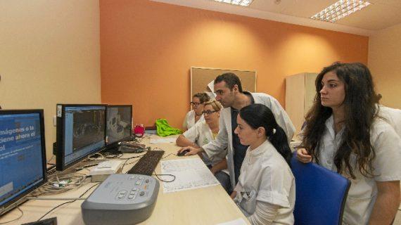 El Virgen del Rocío implanta un nuevo tratamiento para el cáncer, la braquiterapia virtual