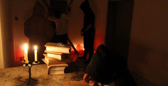 Finaliza con éxito la quinta edición de la 'Noche del terror' de Fuentes de Andalucía