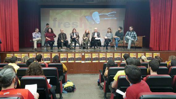 Más de 100 estudiantes suben el telón de Freshtival, un festival de teatro creado por ellos mismos