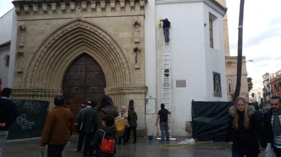 La iglesia de Santa Catalina reabre este domingo sus puertas tras más de 14 años de obras