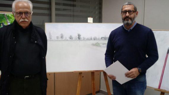 José Luis Romero Gándara recibe el premio Alfonso Grosso por su obra sobre los barrios