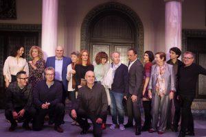 El delegado de Hábitat Urbano, Cultura y Turismo, Antonio Muñoz, en la presentación de las nominaciones a los 31 Premios EFA.