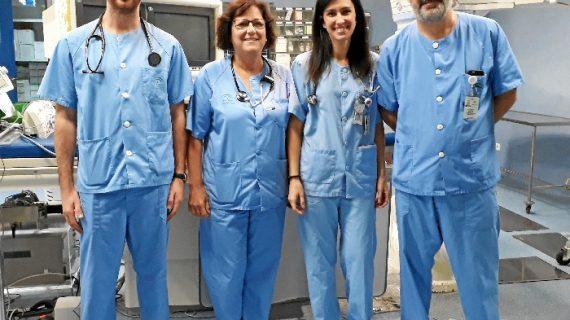 La Cardiología del Valme se alza por tercer año consecutivo con un premio nacional sobre Arritmias
