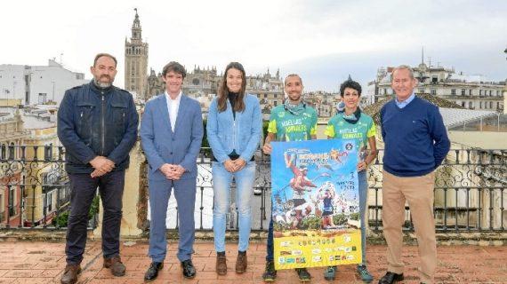 Más de 800 deportistas participan en la carrera Doñana Trail Marathon hasta El Rocío