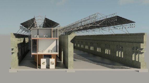 Premiado el proyecto 'Sevilla Futura' para la transformación de las Naves de Renfe