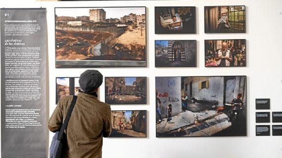 La US acoge la exposición 'Testigos del olvido #2' sobre lugares en crisis