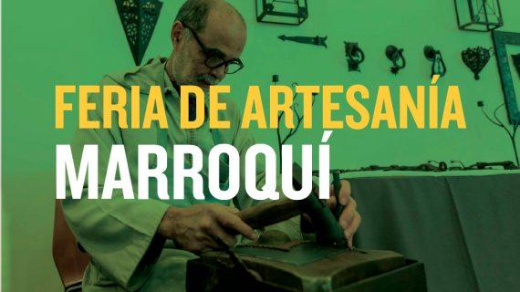 La Fundación Tres Culturas celebra su tradicional muestra de artesanía marroquí