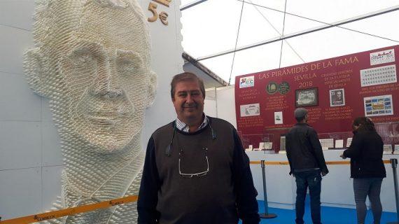 Récord de asistencia a la LVI Exposición Filatélica Nacional y la V Convención Europea del Coleccionismo celebradas en Sevilla