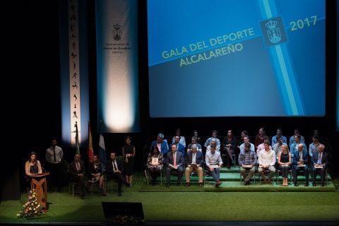 Alcalá de Guadaíra reconoce la trayectoria de atletas y clubes locales en la XI Gala del Deporte Alcalareño