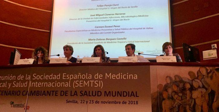 Más de 150 expertos analizan en el Virgen del Rocío las intervenciones mundiales en sida, tuberculosis y malaria