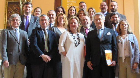 El consejero delegado de Atlantic Copper, Javier Targhetta, será el nuevo comisario del MMH