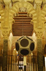 Reconstruidos los sonidos de la Mezquita de Córdoba durante su pasado islámico.