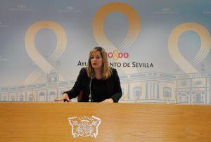 Myriam Díaz, delegada de Igualdad, Juventud y Relaciones con la Comunidad Universitaria.
