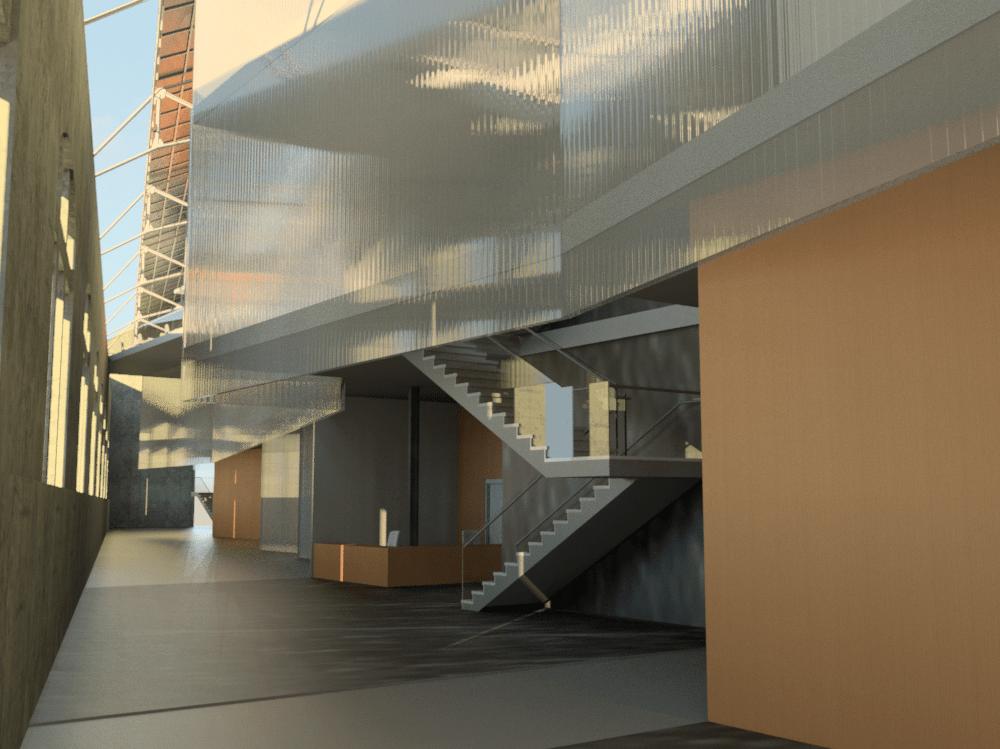 En San Jerónimo se construirán alojamientos para profesores y estudiantes